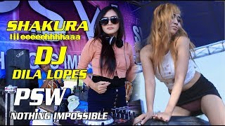 DJ DILA LOPES -  ALL ARTIST DANCER SHAKURA -  SHAKURA PSW NGEMPLAK KIDUL MARGOYOSO PATI