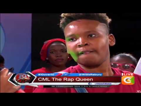 I wasn't dating a sugar daddy, shame on lazy bloggers - CML #10Over10