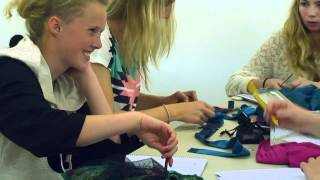BM Models. Fashion Course.  Summer 2012. Brighton.