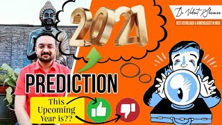 Year 2021 Predictions As Per Numerology In Hindi | By Dr Vedant Sharmaa