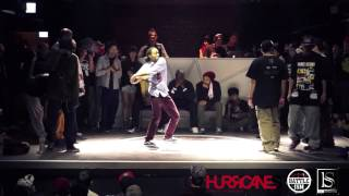 HURRICANES BATTLE-ISM 2013 TAIWAN | HIPHOP CREW BATTLE - TEAM EUROPE VS MASK (TAIWAN)