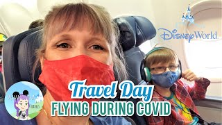 Disney World Travel Day 2020 - Flying during Covid
