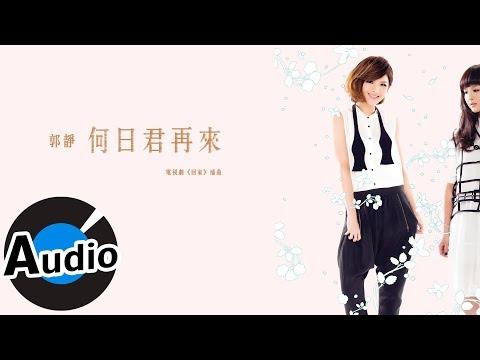 郭靜 Claire Kuo - 何日君再來(官方歌詞版)- 電視劇《回家》插曲