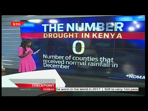 Checkpoint: The Number - 1.3 million people face starvation in Kenya as drought worsens
