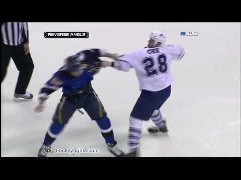 Cam Janssen vs. Colton Orr