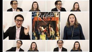 Red Velvet 'RBB' Album First Listen