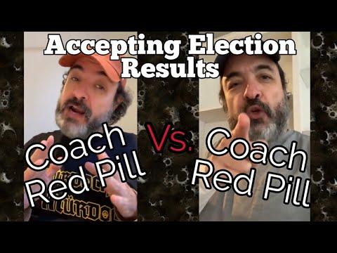 Coach Red Pill Vs. Coach Red Pill!