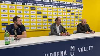 Modena Volley, intervista Nemanja Petric