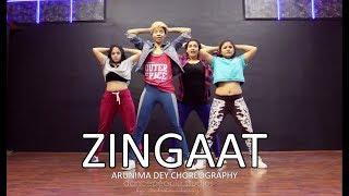 Zingaat | Sairat | Ajay Atul | Dancepeople | Arunima Dey Choreography