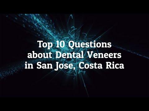 Top 10 Questions to Ask a Dentist Before Dental Veneers in San Jose, Costa Rica