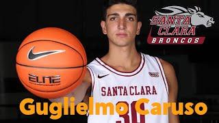 <p>Guegliemo Caruso - Santa Clara Broncos</p>