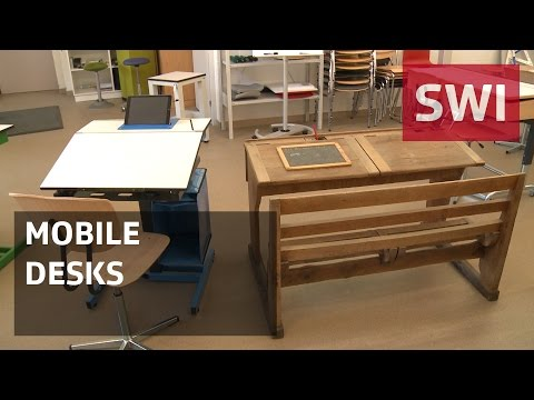 Reinventing the old fashioned school desk