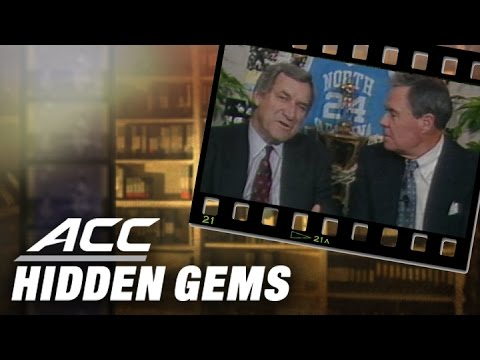 Video: Dean Smith Breaks Down 1989 UNC vs Duke Game