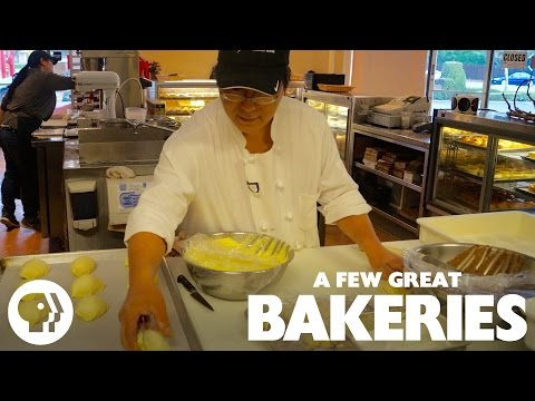 Mahoroba Japanese Bakery   A Few Great Bakeries   PBS Food