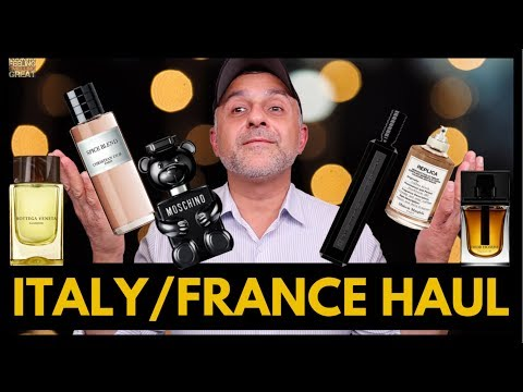 MASSIVE EUROPE PERFUME HAUL  | Meet Me @ Scent Xplore In NYC Nov, 2nd + 6 x Tix To ScentXplore GVWY