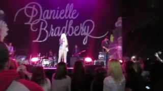 "Danielle Bradbery ""Dance Hall""  ""Young In America"""