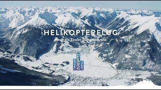 Helikopterflug | Tiroler Zugspitz Arena