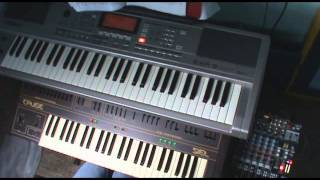 In Fear They Left The World Unseen (Abyssos keyboard cover)