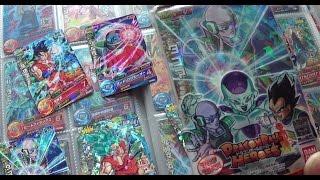 Dragon Ball Heroes - Cartas Promocionales de Kura Sushi y Saikyo Jump. Spoiler nueva saga!!