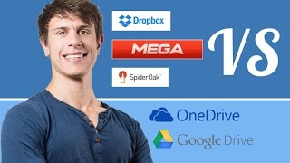 Google Drive vs Dropbox vs OneDrive vs SugarSync vs MEGA: Ultimate Comparison