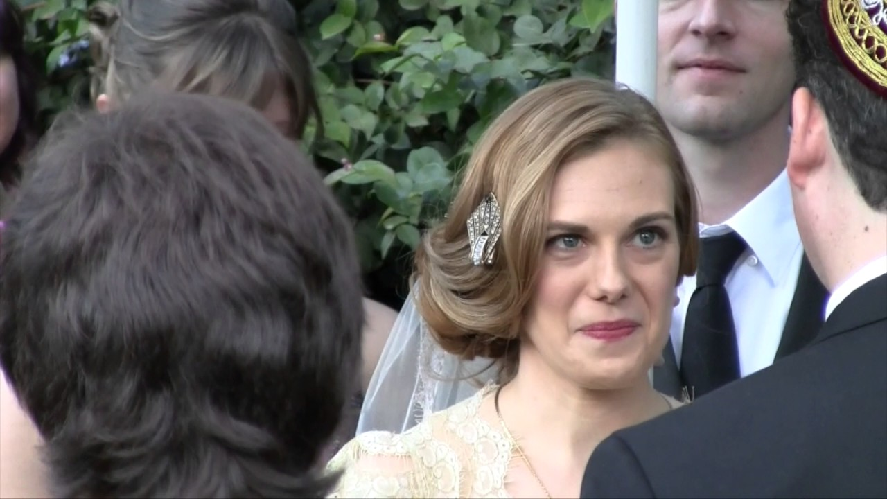 Cate & Max Wedding