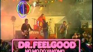 DR. FEELGOOD No Mo Do Yakamo 1980