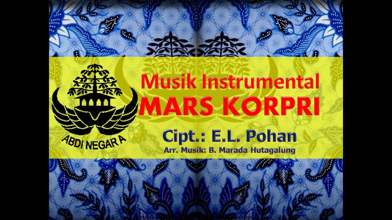 Musik Instrumental Mars Korpri