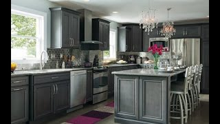 10 Gray Kitchens That Will Change Your Mind About