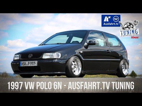 1997 VW Polo 6N Tuning inkl. CarPorn, Sound Check - Ausfahrt.TV Tuning