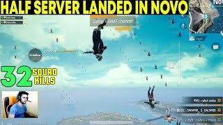 WE TRIED TO ESCAPE FROM NOVO   WAIT FOR ENDING   PUBG MOBILE