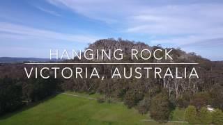 Hanging Rock Australia Video