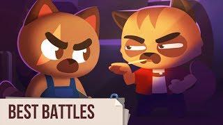 C.A.T.S. — Best Battles #22
