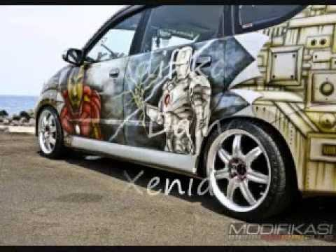 Video Modifikasi Mobil Daihatsu Xenia