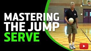 Volleyball Tips – Mastering the Jump Serve – Coach Pat Powers