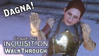 Dragon Age INQUISITION ► DAGNA the Arcanist - Slight Nerdgasm :) - Story/Gameplay Part 62