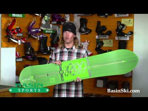 Salomon Derby Snowboard Review 2014