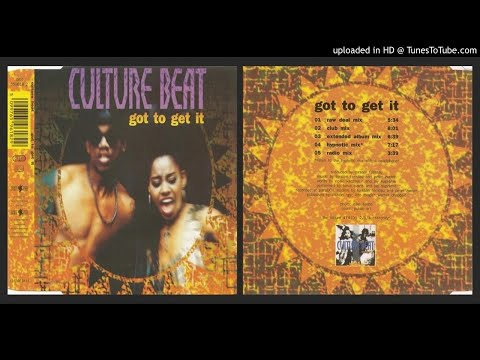 Culture Beat – Got to Get It (Extended Album Mix – 1993)