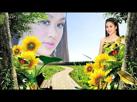 Khmer Beautiful Romantic Songs ~ ចម្រៀងមរតកដើម ច្រៀងដោយកញ្ញា ទៀងមុំ សុធាវី Tiengmom Sotheavy