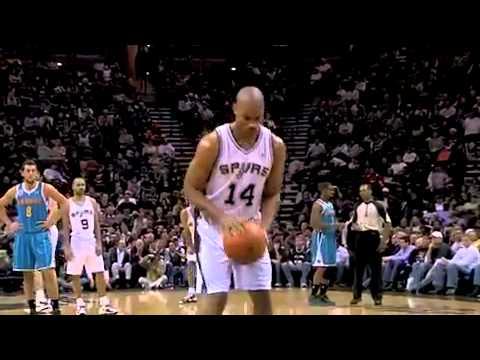 NBA Gary Neal air handshake Fail at free throw