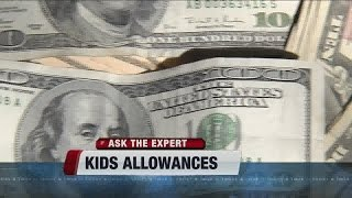 When should you start giving an allowance to your kids?