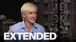 Tom Felton Talks Evolution Of Draco Malfoy   FROM THE VAULT