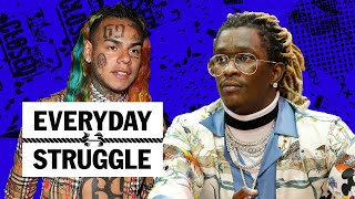 6ix9ine an Industry Plant? Did Thug & Future's 'Super Slimey' Tape Age Well? | Everyday Struggle