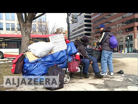 Does the US suffer from extreme poverty?