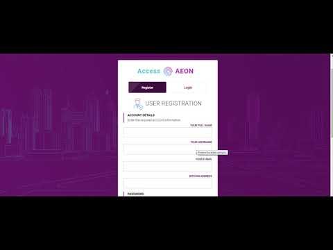 BitAeon is a next generation investment platform