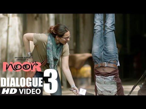 Download Noor || #WorkLife Of Noor  || Dialogue Promo 3 || Sonakshi Sinha