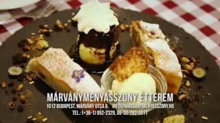 Szeretettel Vár Téged a Márványmenyasszony étterem!
