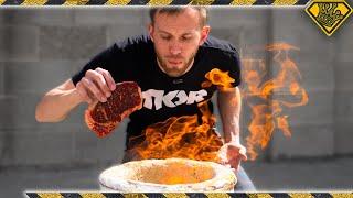 Cook A PERFECT Steak In 30 Seconds
