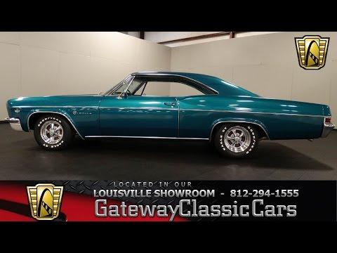 Video of '66 Impala - LKPU