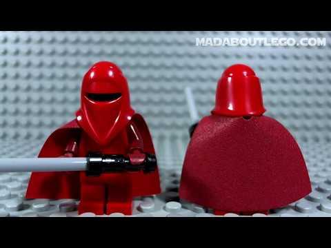 Vidéo LEGO Star Wars 75034 : Les soldats de l'étoile de la mort