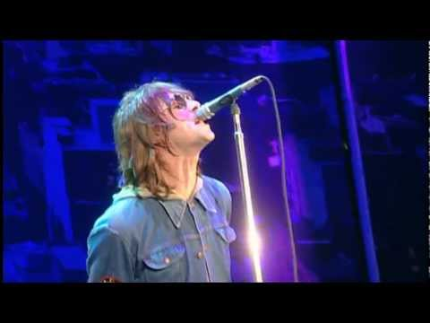 Oasis - Stand By Me (live in Wembley 2000)